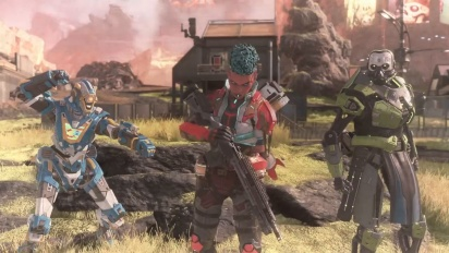 Apex Legends - System Override Collection Event Trailer