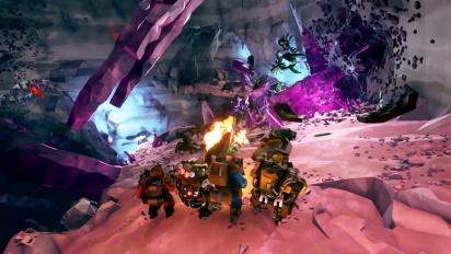 Deep Rock Galactic - Launch Trailer