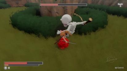 Dreams - Akaoni Gameplay