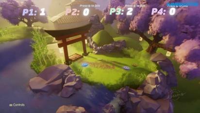 Dreams - Battle Tops Gameplay