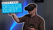 Oculus Quest - Quick Look