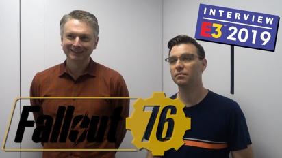 Fallout 76 - Wawancara Chris Mayer & Dan Nanni