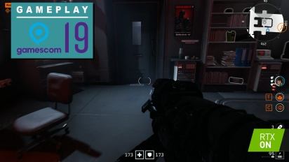Nvidia - Wolfenstein: Youngblood Gameplay