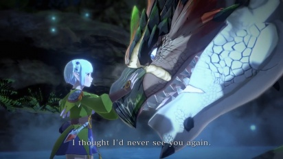 Monster Hunter Stories 2: Wings of Ruin - Announcement Trailer