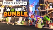 Worms Rumble - Video Preview