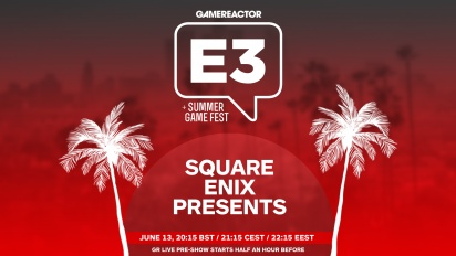 E3 2021: Square Enix Presents: Summer 2021 - Acara Penuh