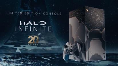 Xbox Series X - Halo Infinite Limited Edition Bundle