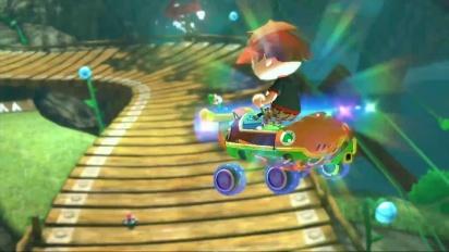 Mario Kart 8 - DLC Pack 2 Teaser Trailer