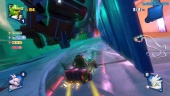 Team Sonic Racing - Frozen Junkyard Single-player Race