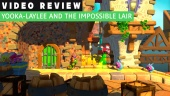 Yooka-Laylee and the Impossible Lair - Video Review