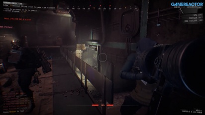 GTFO - Gameplay Mission A1