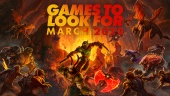 Games to Look For - March 2020