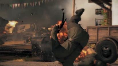 Sniper Elite 4 - Nintendo Switch Reveal Trailer